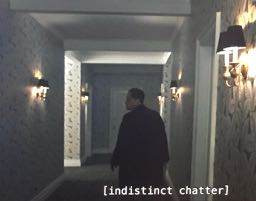 Indistinct Chatter, Wormwood (Netflix)