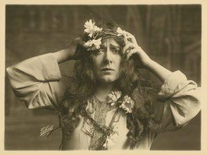 Ophelia, Distracted, Hamlet