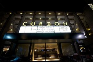 The Curzon Bloomsbury cinema, The Brunswick Centre,  Bloomsbury