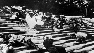 The Odessa Steps, Battleship Potemkin
