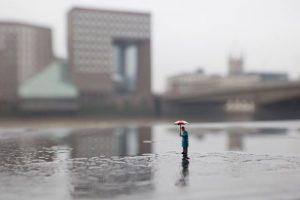 Slinkachu, Little People in the City