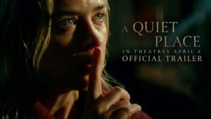 A Quiet Place, Film Poster