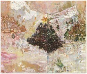 Ski Jacket, Peter Doig, 1994 Tate