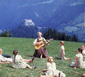 The Sound of Music, Film Still
