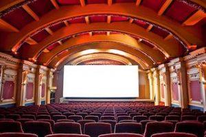 Ritzy Cinema (Interior) Brixton,  London