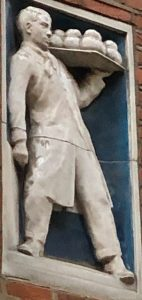 Relief Sculptures, Widegate Street, London E1