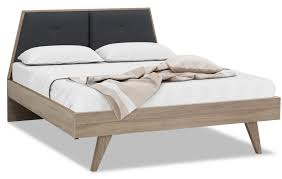 A Queen-Sized Double Bed