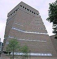 Switch Room, Tate Modern