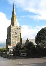 Gerrans Church, Gerrans, Cornwall