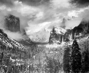 Ansel Adams, Wilderness
