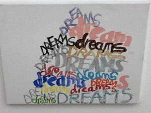 Dreams, Martin Creed, Hauser & Wirth (2019)