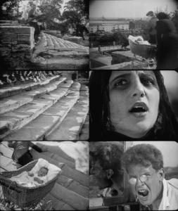 Battleship Potemkin, Sergei Eisenstein, Odessa Steps Sequence