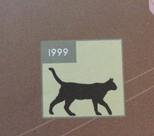 Cat in 1999