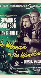 The Woman in the Window (Fritz Lang 1944)