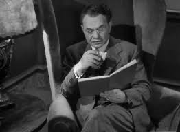 Edward G Robinson, The Woman in the Window (Fritz Lang 1944)
