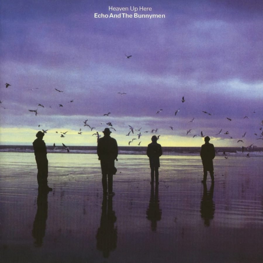 Heaven Up Here, Echo And The Bunnymen, LP cover