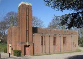 A church in East Anglia